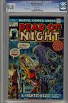 Dead of Night #1 CGC 9.8 w Pacific Coast
