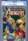 Avengers #203 CGC 9.8 w