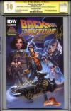 Back to the Future #1 CGC 9.9 w CGC Signature SERIES