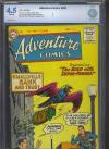 Adventure Comics #225 CBCS 4.5 ow