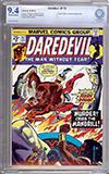 Daredevil #112 CBCS 9.4 ow/w