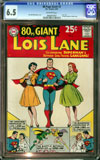 80 Page Giant #3 CGC 6.5 ow