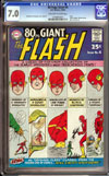 80 Page Giant #4 CGC 7.0 ow/w