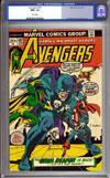 Avengers #107 CGC 9.6 w