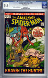 Amazing Spider-Man #104 CGC 9.6 ow