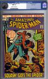Amazing Spider-Man #106 CGC 9.4 ow/w Pacific Coast