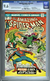 Amazing Spider-Man #141 CGC 9.6 ow