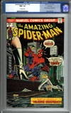 Amazing Spider-Man #144 CGC 9.6 ow Winnipeg