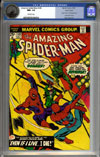 Amazing Spider-Man #149 CGC 9.6 ow Pacific Coast