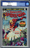 Amazing Spider-Man #153 CGC 9.6 ow/w