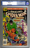 Amazing Spider-Man #158 CGC 9.6ow Winnipeg