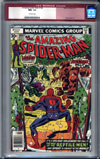 Amazing Spider-Man #166 CGC 9.6ow
