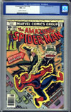 Amazing Spider-Man #168 CGC 9.6 ow/w