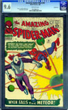 Amazing Spider-Man #36 CGC 9.6 ow Pacific Coast