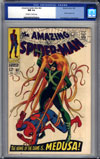 Amazing Spider-Man #62 CGC 9.4ow/w