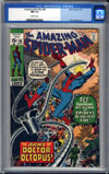 Amazing Spider-Man #88 CGC 9.4ow