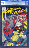 Amazing Spider-Man #98 CGC 9.0ow/w