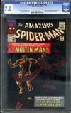 Amazing Spider-Man #28 CGC 7.0 ow/w