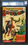 Amazing Spider-Man Annual #1 CGC 9.4 ow/w