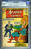 Action Comics #312 CGC 8.5ow/w