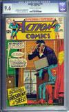 Action Comics #371 CGC 9.6ow/w