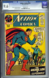 Action Comics #410 CGC 9.6ow