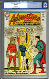 Adventure Comics #324 CGC 9.4 ow