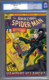 Amazing Spider-Man #102 CGC 9.2 ow