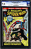 Amazing Spider-Man #108 CGC 9.6 ow/w
