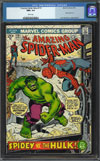 Amazing Spider-Man #119 CGC 9.6 w