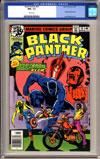 Black Panther #14 CGC 9.6 w