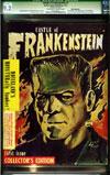 Castle of Frankenstein #1 CGC 9.2 ow/w White Mountain
