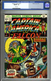 Captain America #172 CGC 9.8 w