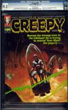 Creepy #34 CGC 9.2 ow