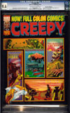 Creepy #54 CGC 9.6 ow/w Don Rosa Collection