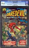 Daredevil #19 CGC 9.6 ow/w
