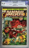 Daredevil #110 CGC 9.8 ow/w