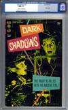 Dark Shadows #6 CGC 9.6 ow/w