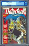 Detective Comics #424 CGC 9.6ow/w