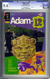 Adam 12 #10 CGC 9.4 ow/w File Copy