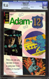 Adam 12 #4 CGC 9.6 ow File Copy