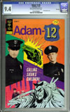 Adam 12 #5 CGC 9.4 ow/w File Copy