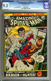 Amazing Spider-Man #111 CGC 9.2 ow