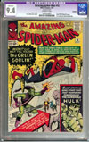 Amazing Spider-Man #14 CGC 9.4 ow