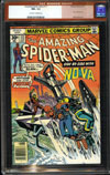 Amazing Spider-Man #171 CGC 9.6ow/w