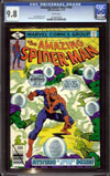 Amazing Spider-Man #198 CGC 9.8 w