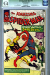 Amazing Spider-Man #16 CGC 9.4 ow