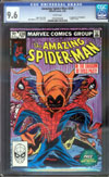 Amazing Spider-Man #238 CGC 9.6 w
