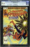 Amazing Spider-Man #239 CGC 9.6 ow/w