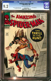 Amazing Spider-Man #34 CGC 9.2 ow/w